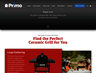 primogrill.com screenshot