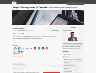 prince2msp.com screenshot