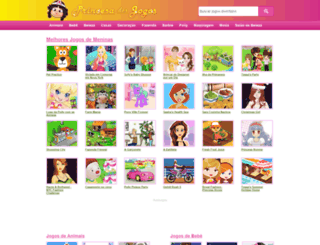 princesadosjogos.com screenshot