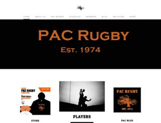 princetonacrugby.com screenshot
