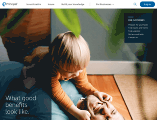 principal.com screenshot