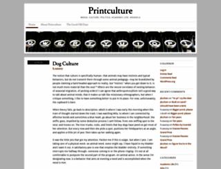 printculture.com screenshot