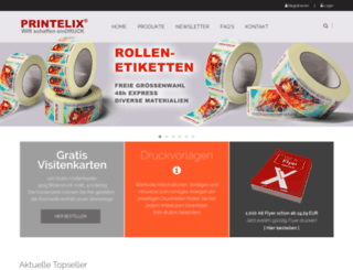 printelix.de screenshot