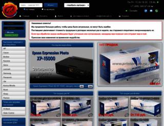 printer-spb.ru screenshot
