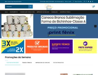 printfenix.com.br screenshot