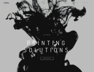 printingsolutions.gr screenshot