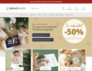 printkarten.com screenshot