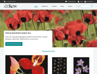 prints.kew.org screenshot