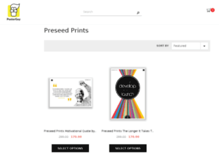 prints.preseed.in screenshot