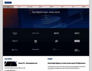 priocept.com screenshot
