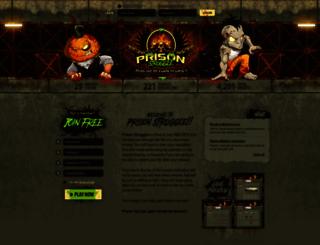 prisonstruggle.com screenshot