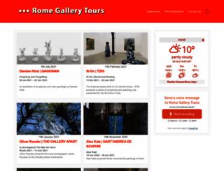 privategalleriestour.com screenshot