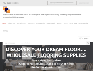 privilegeflooring.co.uk screenshot