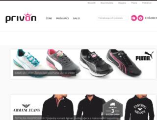 privon.net screenshot