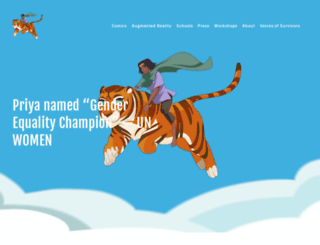 priyashakti.com screenshot