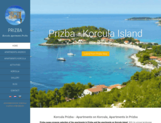 prizba.net screenshot