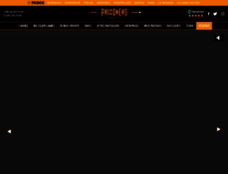 prizoners.com screenshot