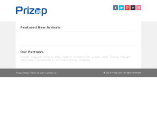 prizop.com screenshot