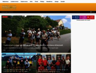 prlekija-on.net screenshot