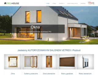pro-house.pl screenshot
