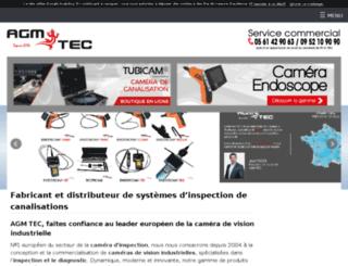 pro2.agm-tec.com screenshot