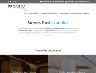 proarca.com screenshot
