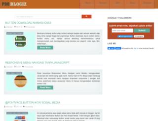 problogiz.blogspot.co.id screenshot