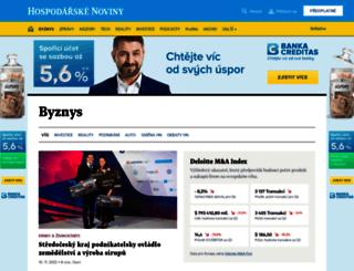 probyznysinfo.ihned.cz screenshot