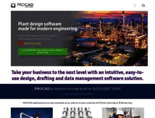 procad.com screenshot