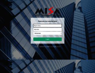 process.misa.com.vn screenshot