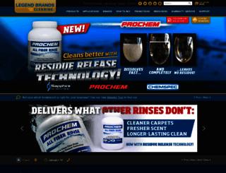 prochem.com screenshot