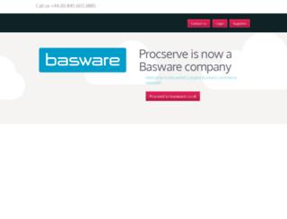 procserveonline.com screenshot