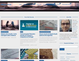 procuromaissaude.com screenshot
