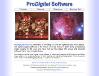 prodigitalsoftware.com screenshot
