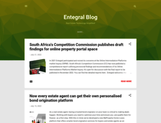 productblog.entegral.net screenshot