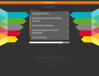 producter.io screenshot