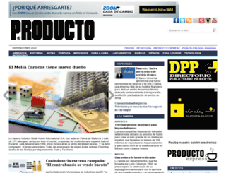 producto.com.ve screenshot