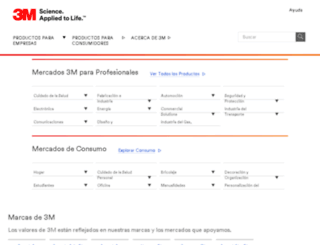 productos3m.es screenshot