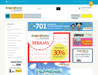 productoslicenciados.com screenshot