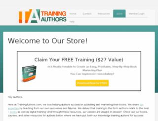 products.self-publishing-coach.com screenshot