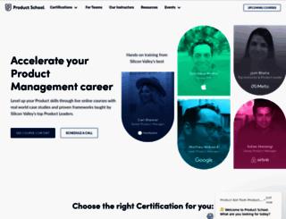 productschool.com screenshot