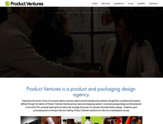 productventures.com screenshot