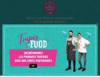 produitstripiers.com screenshot