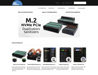 produplicator.com screenshot
