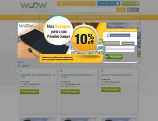 produtoswoow.com.br screenshot