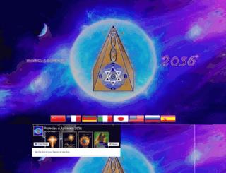 profeciasoapiceem2036.blogspot.com.br screenshot