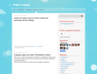 profescogalego.blogspot.com screenshot