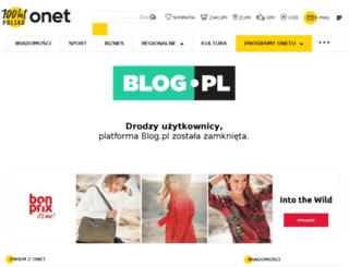 profesionalkonferencjawewroclawiu.blogujacy.pl screenshot