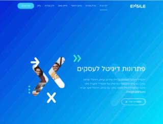 profil-sites.co.il screenshot