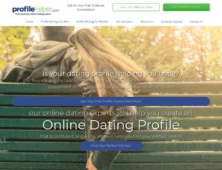profilehelper.com screenshot
